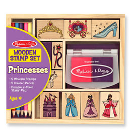 Melissa & Doug Melissa & Doug: Princesses Stamp Set