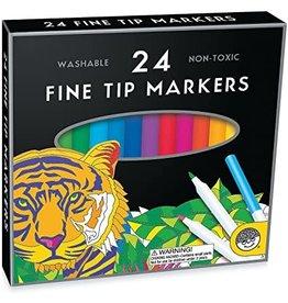 Mindware MindWare Fine Tip Markers (set of 24)