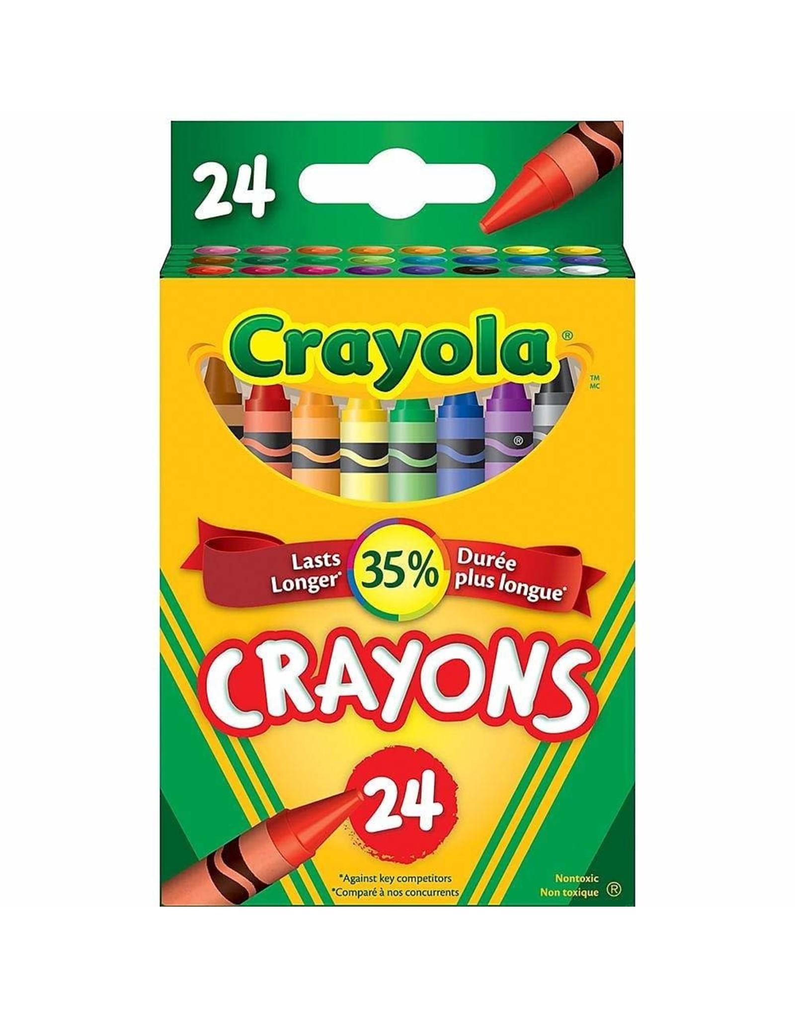 Crayola Crayola 24 count Crayons
