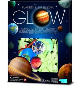 4M Supernova w/planets 100 pcs