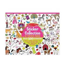 Melissa & Doug Melissa & Doug: Sticker Collection Pink