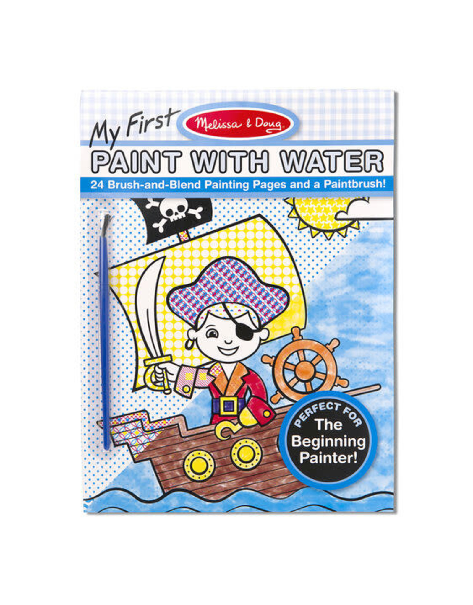 Melissa & Doug My First Paint with Water Blue