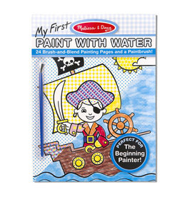 Melissa & Doug Melissa & Doug: My First Paint with Water Blue