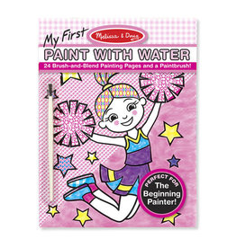 Melissa & Doug Melissa & Doug: My First Paint with Water Pink