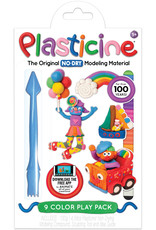 Plasticine 9 Colour Pack