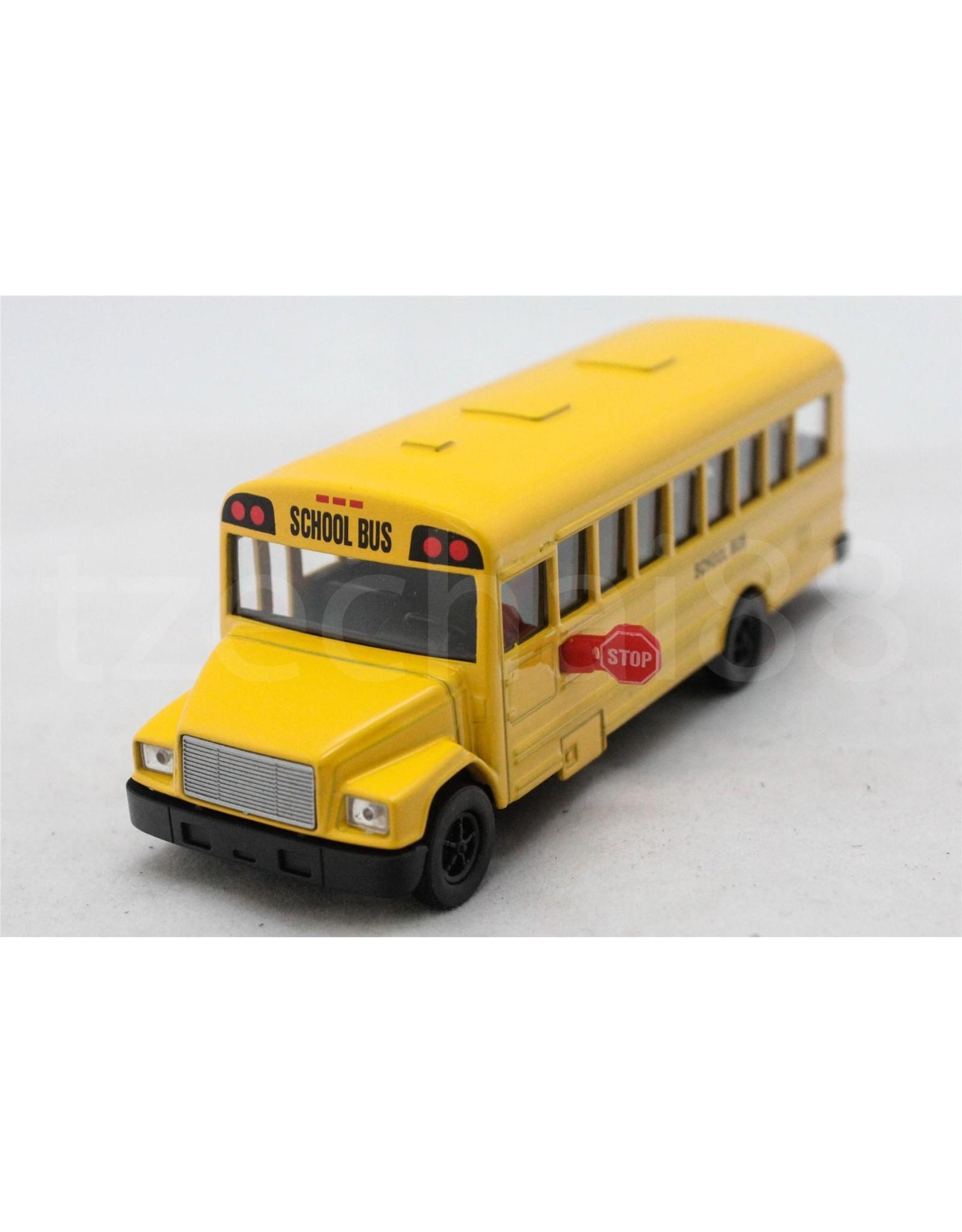School Bus Die-Cast
