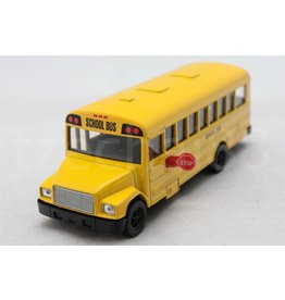 School Bus Die-Cast