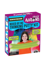 Crazy Aaron's Mixed By Me Glow in the Dark Thinking Putty