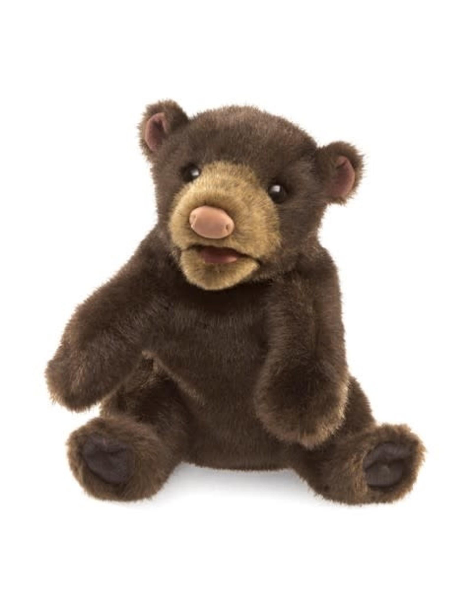 Folkmanis Folkmanis Small Black Bear