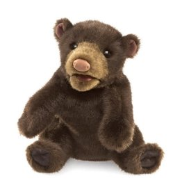 Folkmanis Folkmanis Small Black Bear Puppet