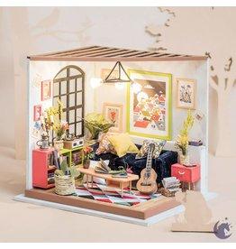 DIY House - Locus's Sitting Room