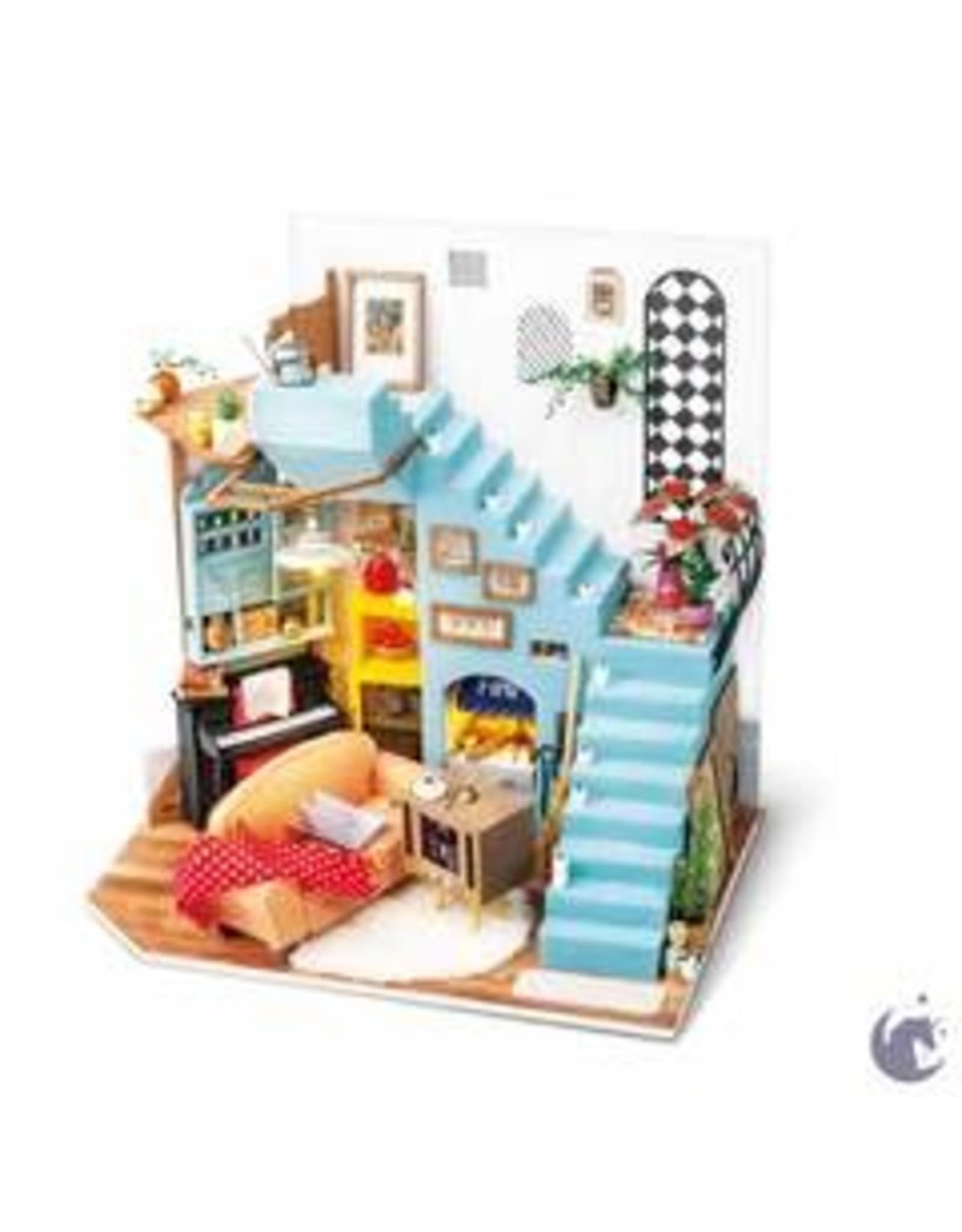Joy's Peninsula Living Room
