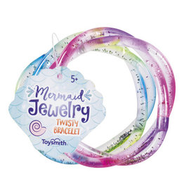 Toysmith Mermaid Twisty Bracelets