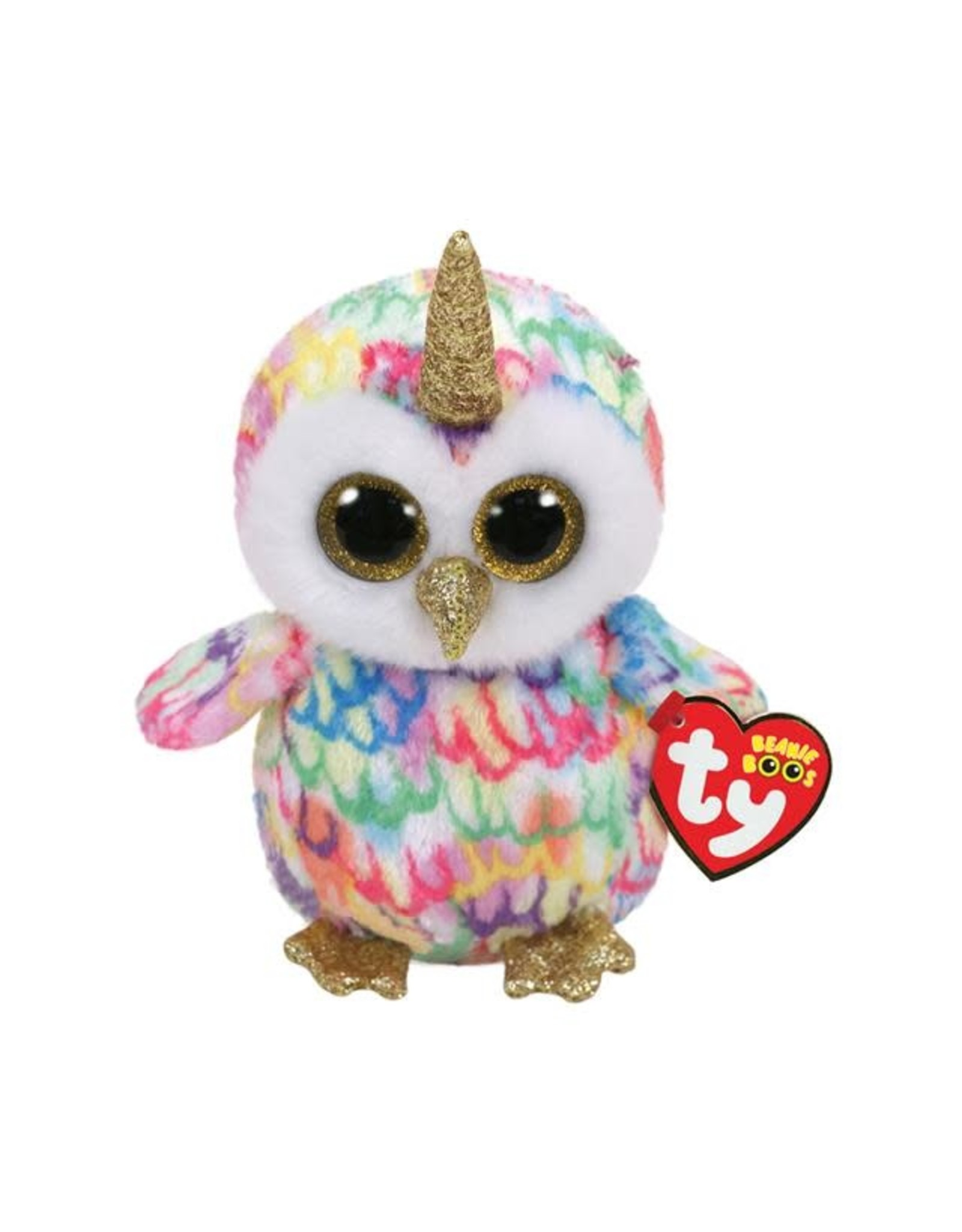 Ty Enchanted - Owl With Horn Reg