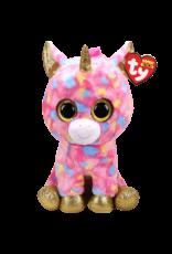 Ty Fantasia - Multi-Coloured Unicorn Med