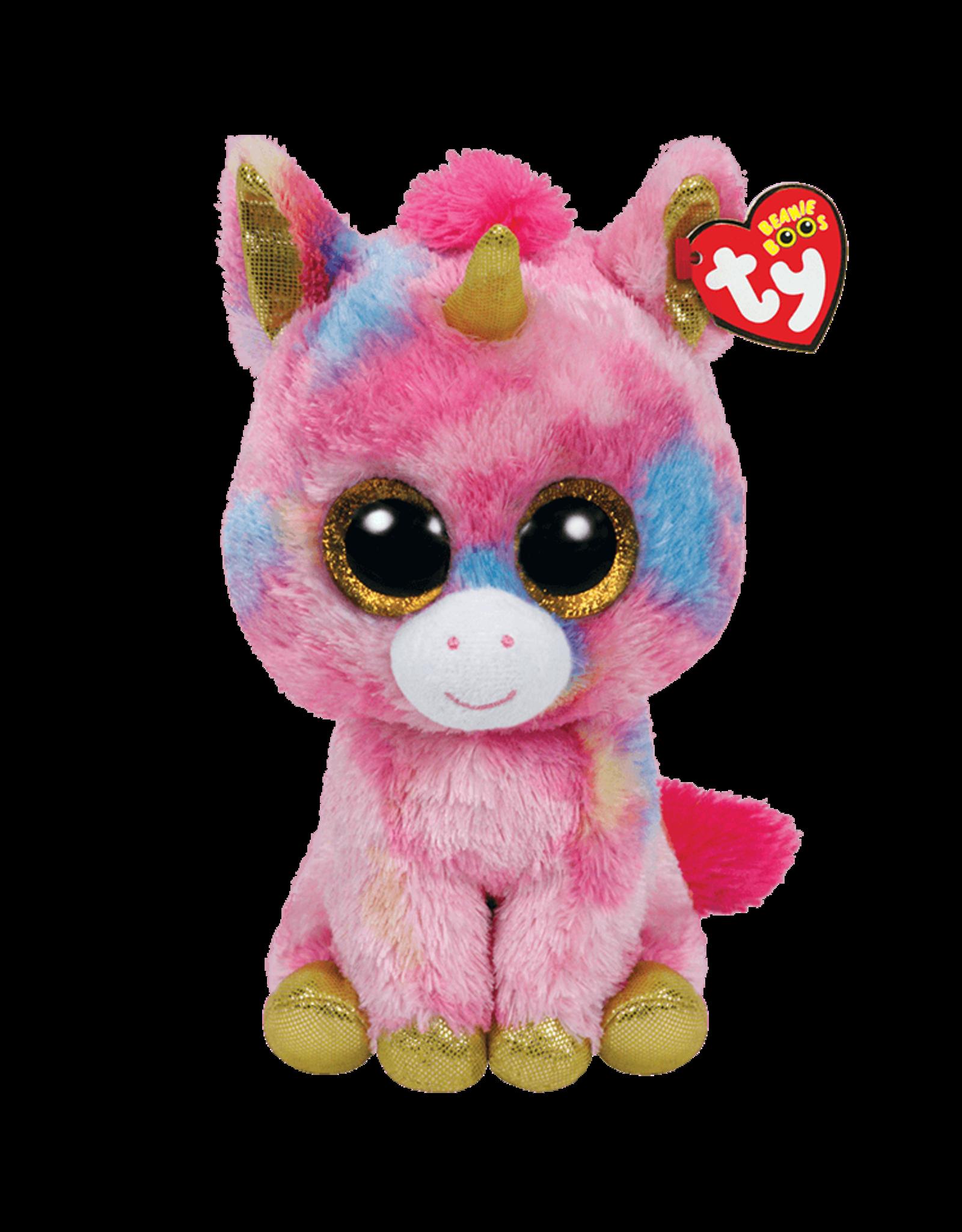 Ty Fantasia - Multi-Coloured Unicorn Reg