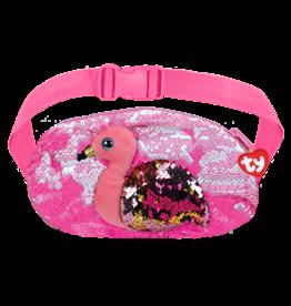 Ty Gilda - sequin belt bag