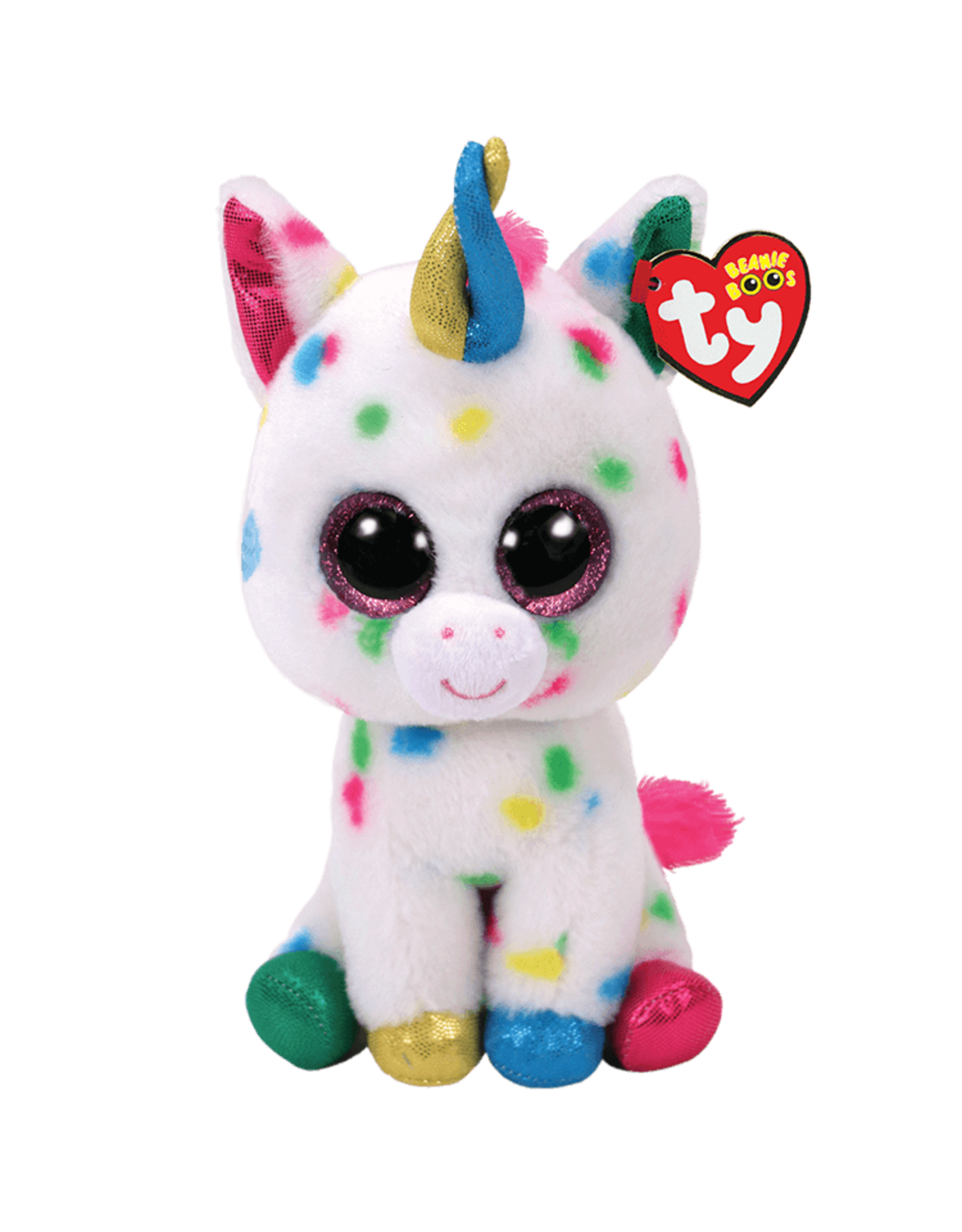 Ty Harmonie - Speckled Unicorn Med
