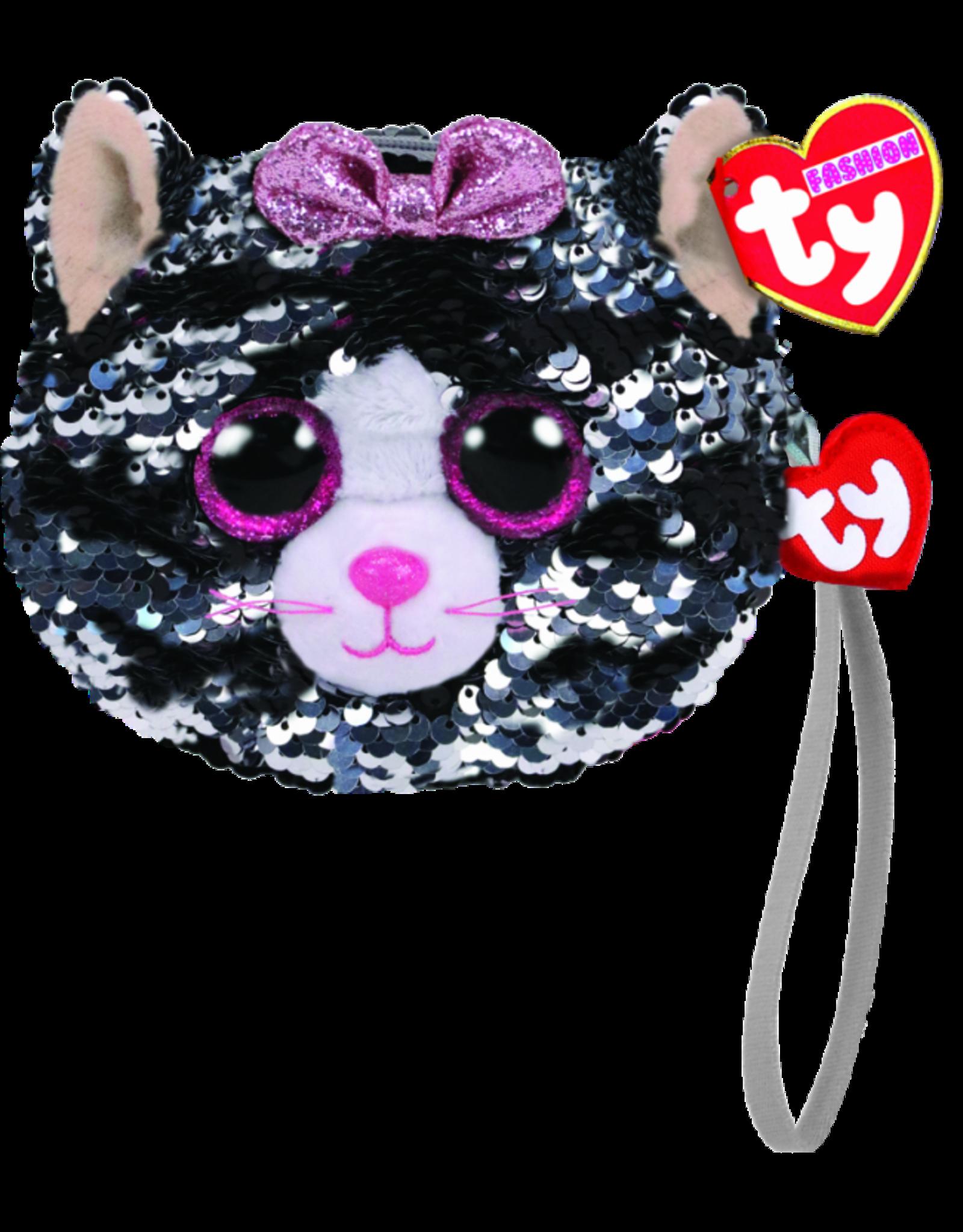 Ty Kiki - Sequin Wristlet