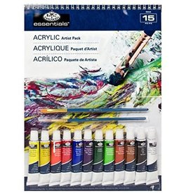 Royal & Langnickel Artist Pack - Acrylic