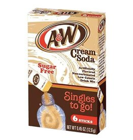 Singles to Go - A&W Cream Soda