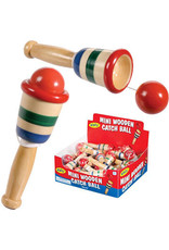 Toysmith Mini Wood Catch Ball