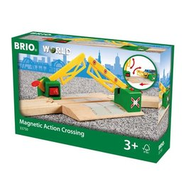 Brio BRIO Magnetic Action Crossing