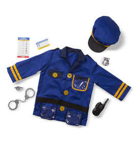 Melissa & Doug Police Officer Role Play Set - Melissa & Doug