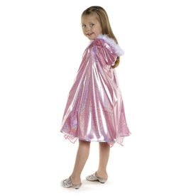 Great Pretenders Glitter Princess Cape