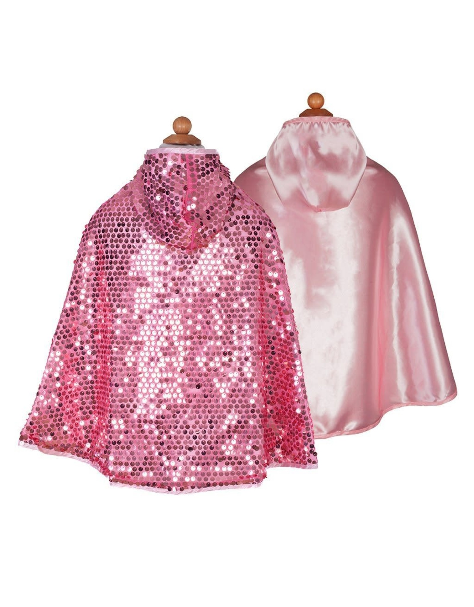 Great Pretenders Reversible Sequins Sparkle Cape 5/6