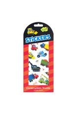 Peaceable Kingdom Construction Trucks Stickers