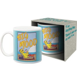 Sesame Street - Big Mood Boxed Mug