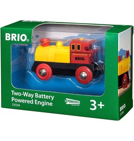 Brio BRIO Two Way Battery Power Engine