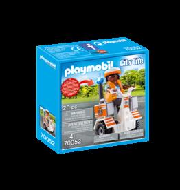 Playmobil Rescue Balance Racer