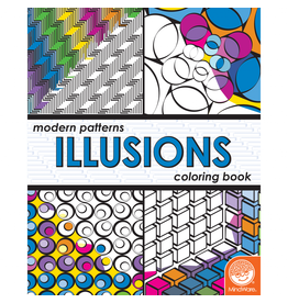 Mindware Modern Patterns - Illusions