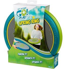 Toysmith Spring Ring