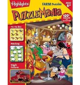 Highlights Highlights Farm Puzzlemania