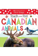 First Steps Touch and Feel Canadian Animals