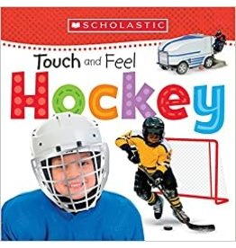 Scholastic First Steps Touch and Feel Hockey