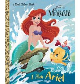 Little Golden Books I Am Ariel - LGB