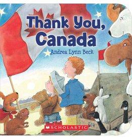 Scholastic Thank You, Canada