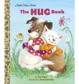 Little Golden Books The Hug Book Little Golden Book
