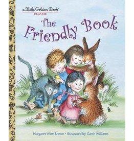 Little Golden Books The Friendly Book Little Golden Book