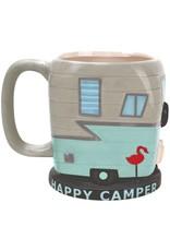 Big Mouth Toys Happy Camper Mug