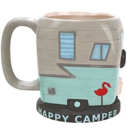 Big Mouth Toys Happy Camper Mug