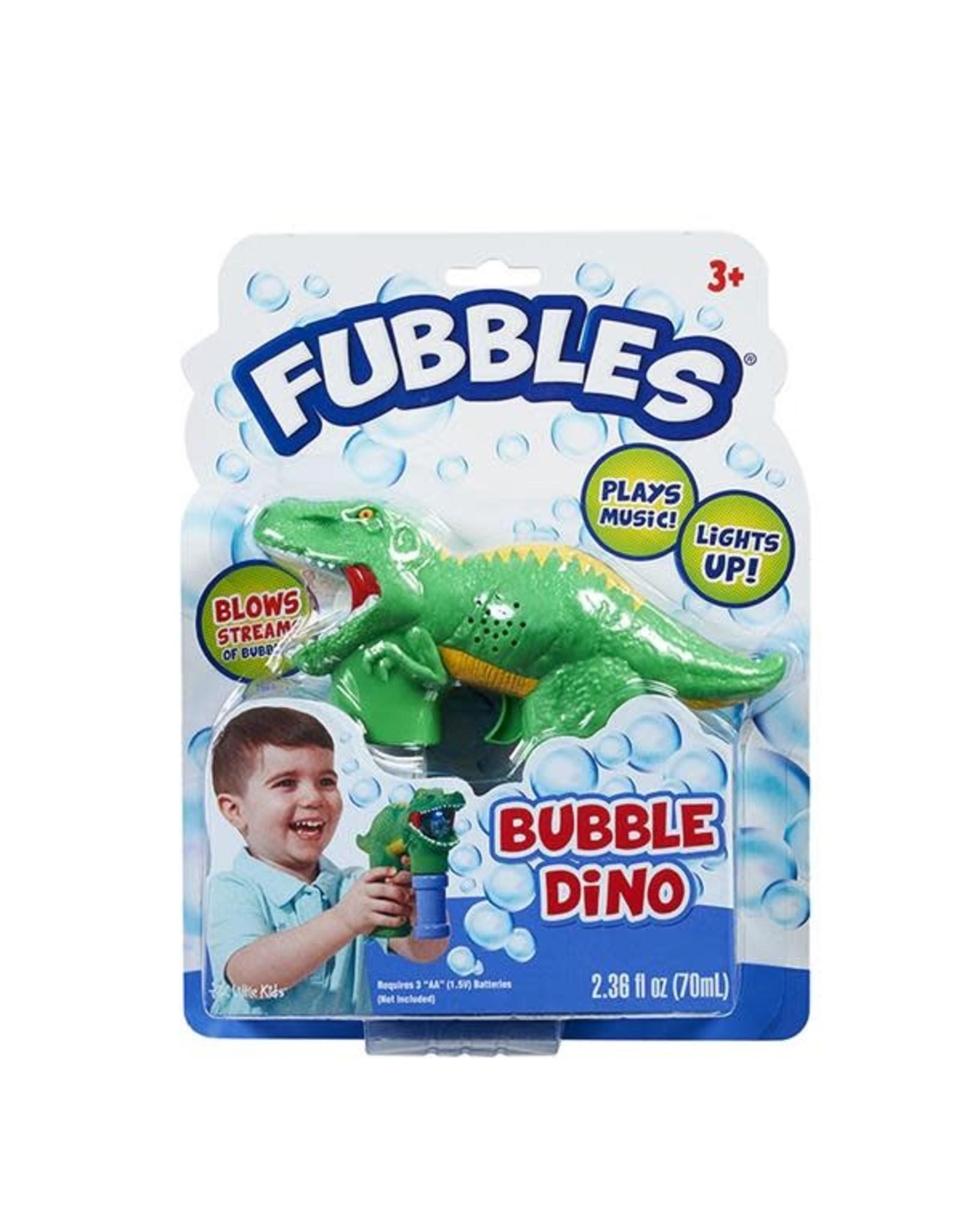 Fubbles Fubbles Bubble Dino