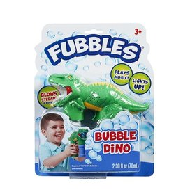 Fubbles Fubbles Bubble Dino