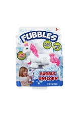 Fubbles Fubbles Bubble Unicorn