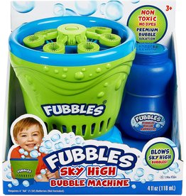 Fubbles Fubbles Sky High Bubble Machine