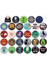 Ata-Boy D&G/Snorgtees Buttons Assortment 2